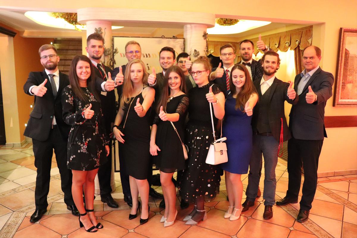 Sukces studentów na konferencji Konstruktor 2019