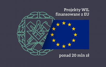 Projekty WIL finansowane z EU