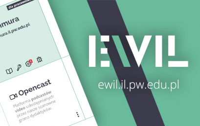 EWIL ‐ nowa strona ułatwiająca dostęp do usług informatycznych