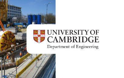 """Seminarium """"The impact of TBM EPB tunnelling on ground surface  and existing buildings"""" (24.02)"""