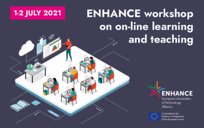 Warsztaty ENHANCE on-line learning and teaching