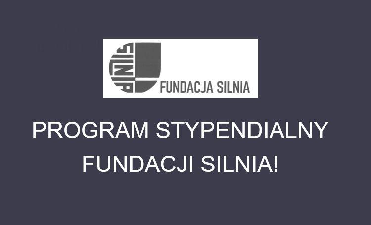 Program stypendialny fundacji Silnia