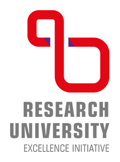 LOGO: RESEARCH UNIVERSITY - EXCELLENCE INITIATIVE