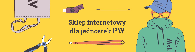 Sklep internetowy dla jednostek PW