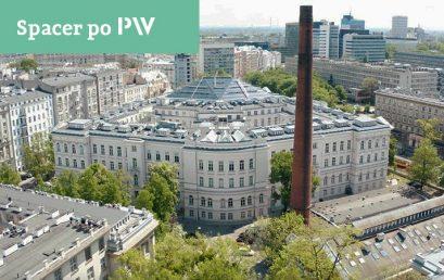 Odkryj tajemnice Politechniki Warszawskiej